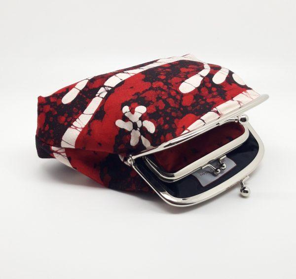 Red Batik Clutch Bag - 20200618 205328