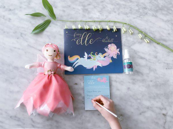 Fairy Elle Wellness Doll - FairyElle5 scaled