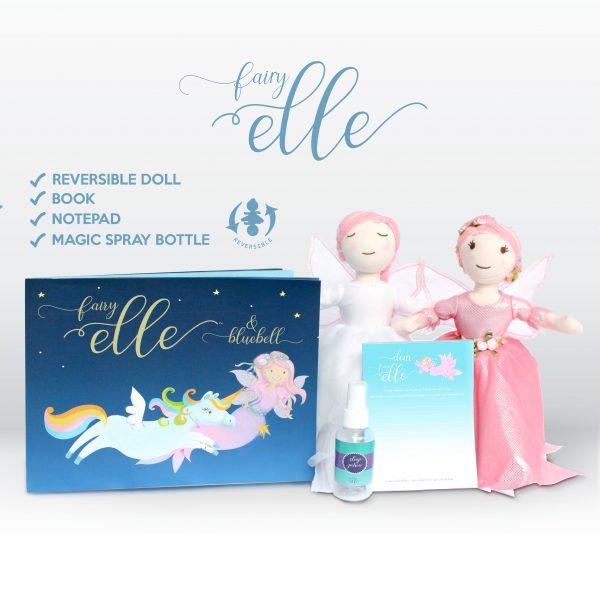 Fairy Elle Wellness Doll - FairyElle8 scaled