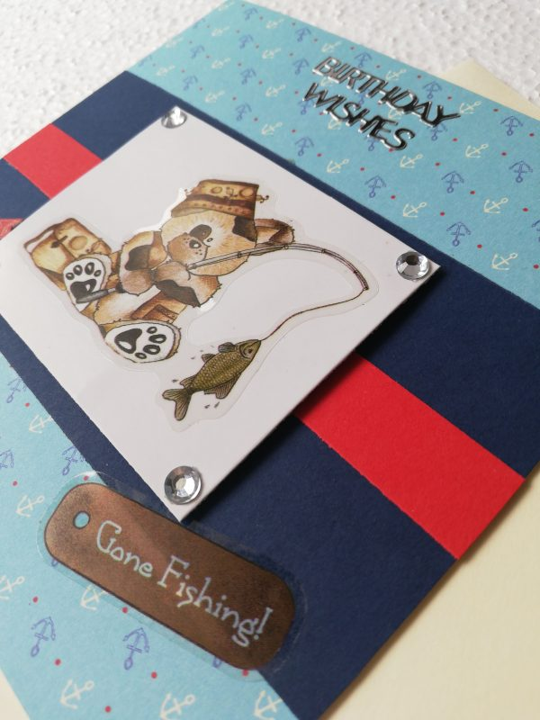 'Gone Fishing' Birthday Card - IMG 20200604 123612 BURST001 COVER scaled
