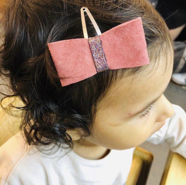 folded bow