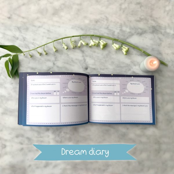 Positivity Journal / Dream Diary - Journal EtsyFile1 scaled