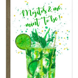 Mojitos & Me, Mint to be!