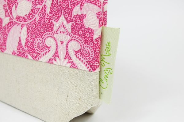 Pink Zipper Pouch - RX302872 scaled