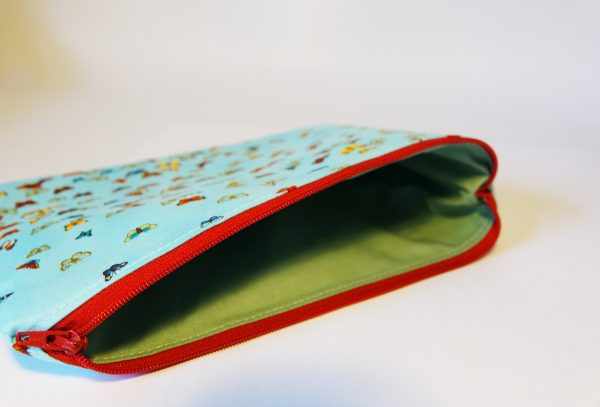 Blue Butterfly Makeup Bag - RX302970 scaled