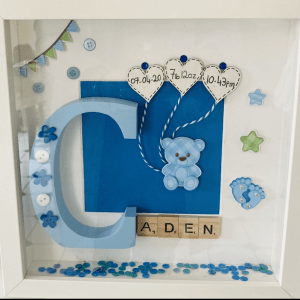 Baby Boy - Initial and Name