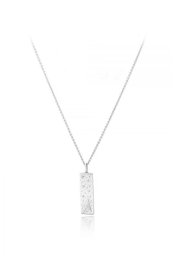 Oh My Stars Silver pendant