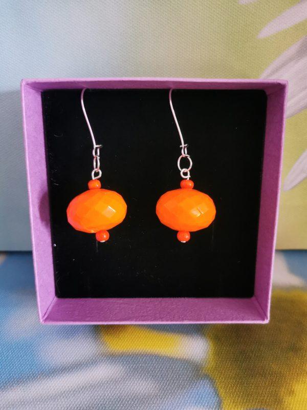 Orange Delight Earrings