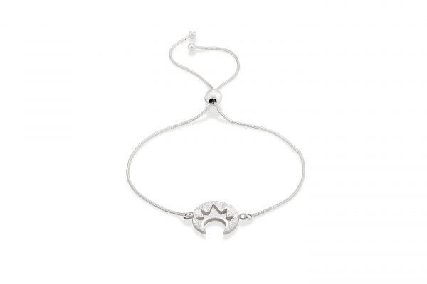 Juliet's Moon silver Bracelet