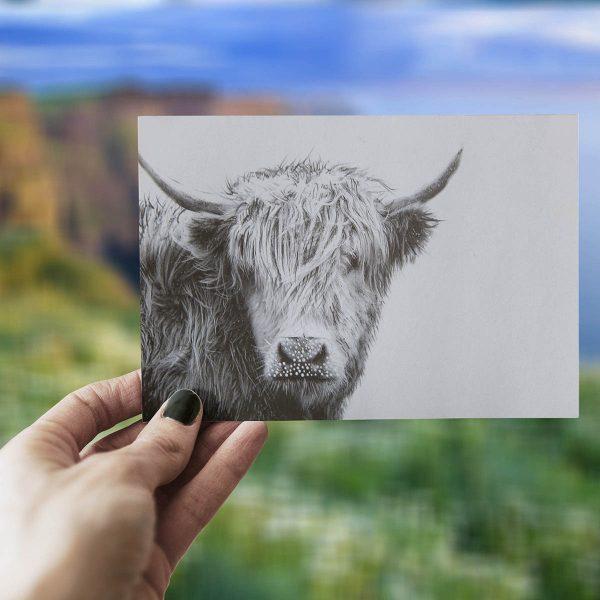 Hamish McCoo - Greeting Card