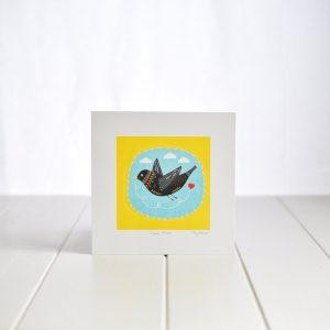 Fleur & Mimi Art Prints - Love Bird