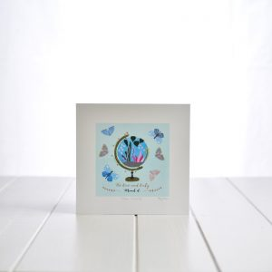 Fleur & Mimi Art Prints - Our World