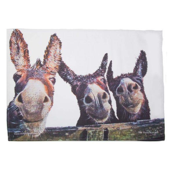 The Three Amigos - Tea Towel - kellyhood.com THE THREE AMIGOS TEATOWEL 2 copy