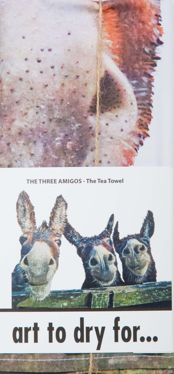 The Three Amigos - Tea Towel - kellyhood.com THE THREE AMIGOS TEATOWEL 3