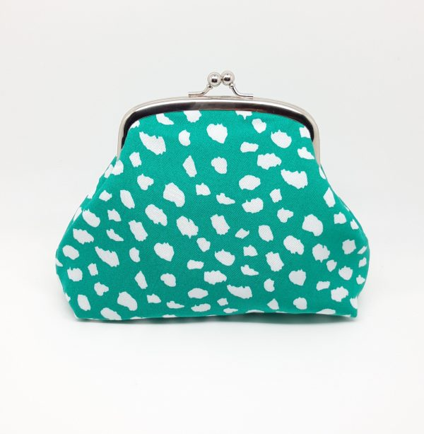 Turquoise Clutch Bag - 20200731 221923