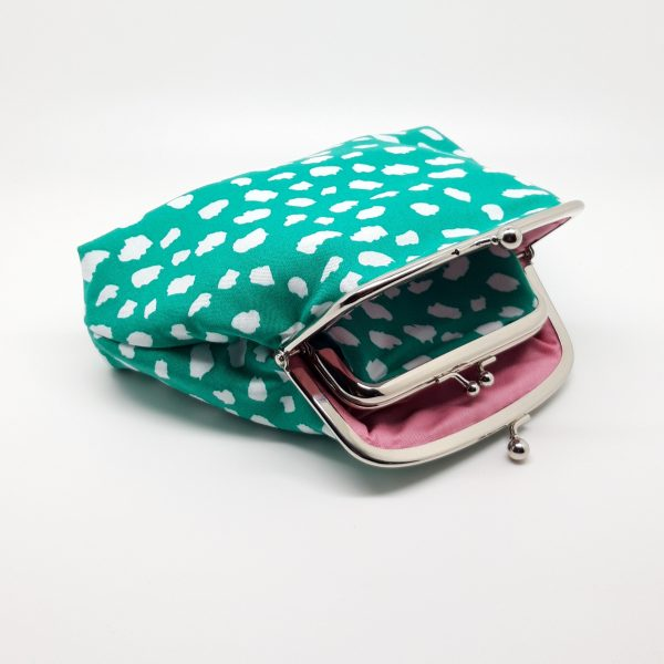 Turquoise Clutch Bag - 20200731 222002