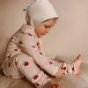 Raspberry Grippy Zippy Sleepsuit