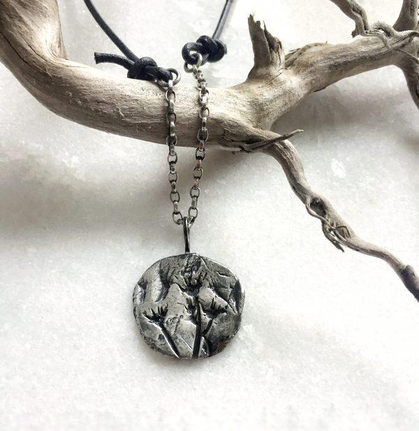 Campanula 03 necklace