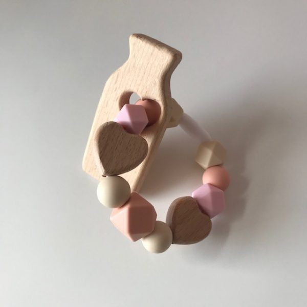 Milk Bottle Teether