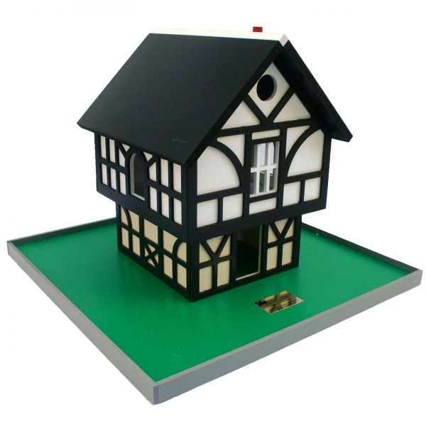 Tudor Cottage Birdhouse - tudor 2