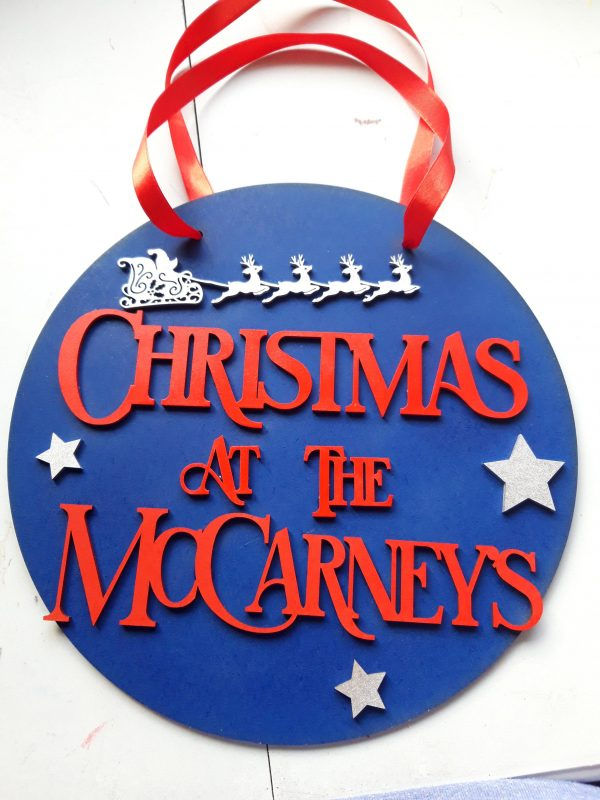 Christmas Family Plaque - 20190925 100708 scaled