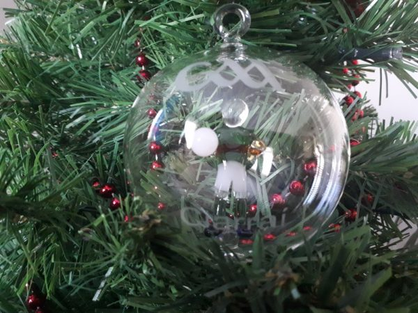 GAA Kerry Christmas Tree Decoration - 20200929 091359