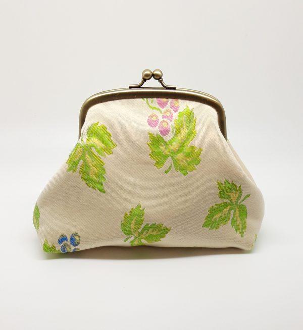 Pink Grape Clutch Bag - 20200929 102338