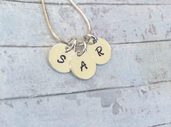 Dainty Tiny Silver Initials Necklace - 23E7E0CB 981F 4A2B 9593 252928A0E1AD scaled