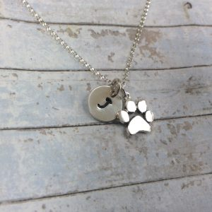 Pet Owner or Memorial Necklace