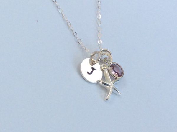 Silver Starfish Personalised Necklace - 9DBC467C 9876 4FF7 ADDD E52EF35FC41D scaled