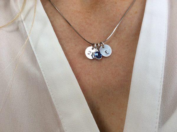 Silver Birthday Necklace - A535635F FF2B 4349 8664 2B056399909F scaled
