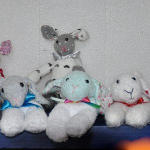 A Fluffle of Bunnies Stuffed Animals