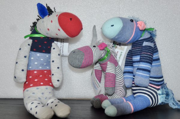 Stable Friends Stuffed Horse or Unicorn Toy
