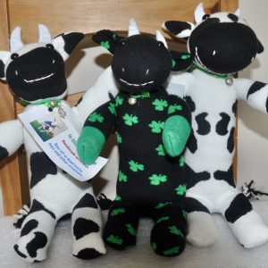 Crazy Cow Stuffed Animal