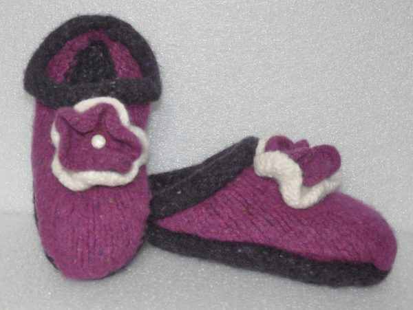 Kids' Felted Slippers Collection - DSC 0416 scaled