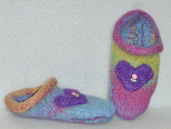 Kids' Felted Slippers Collection - DSC 0418