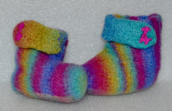 Kids' Felted Slippers Collection - DSC 0419