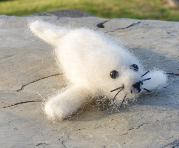 Felt Bantry Bay Seal