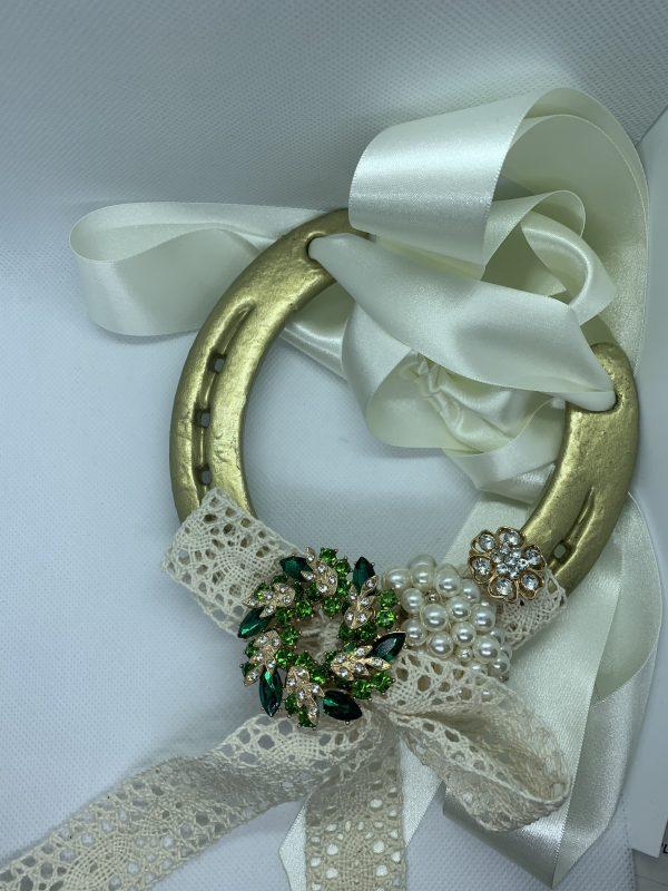 Emerald Wedding/ Engagement Horse Shoe - F03D48B0 3F59 4D6C 9EBE 608E098E160F scaled