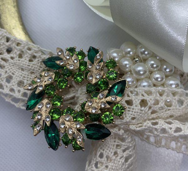 Emerald Wedding/ Engagement Horse Shoe - FB8EE1C3 8538 41DF AE32 1E8150A23770