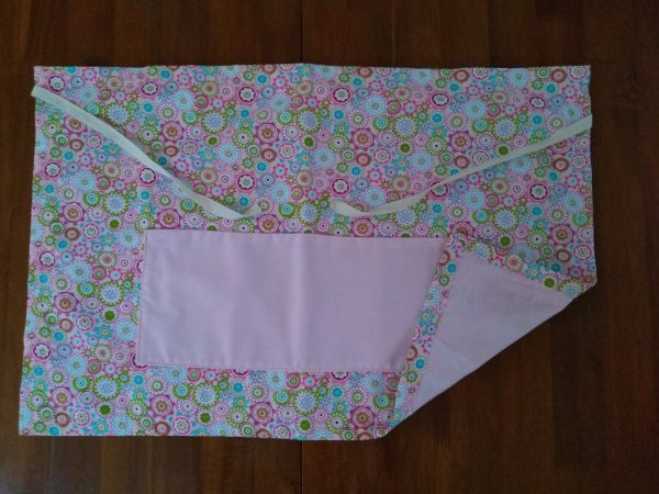Half Apron with Pocket - G Apron Bubblegum 2