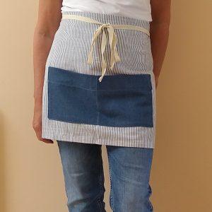 handmade half apron ireland
