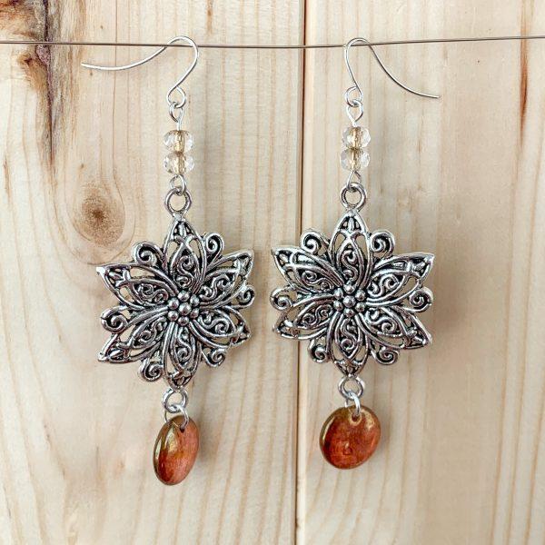 Blathnaid Earrings - IMG 1418