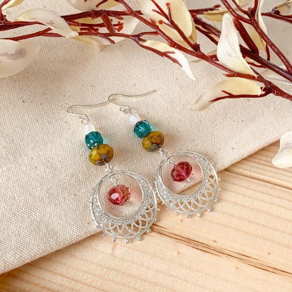 Riona Earrings - IMG 1607 scaled