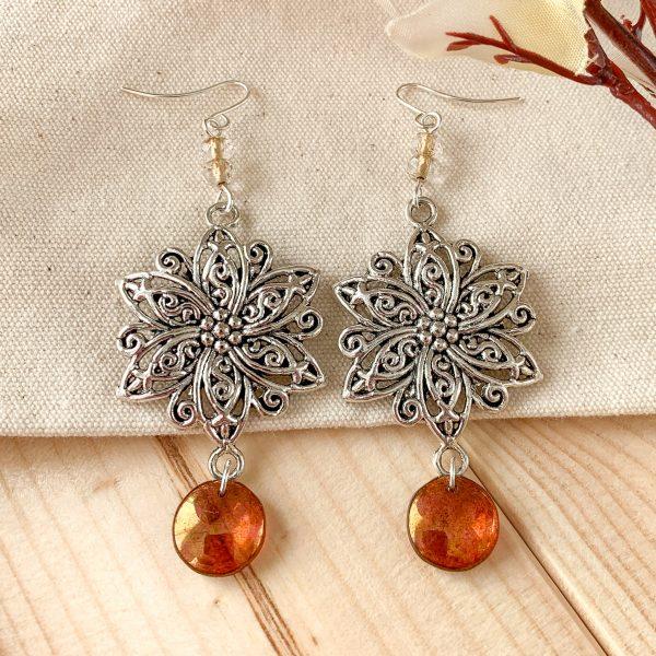 Blathnaid Earrings - IMG 1614