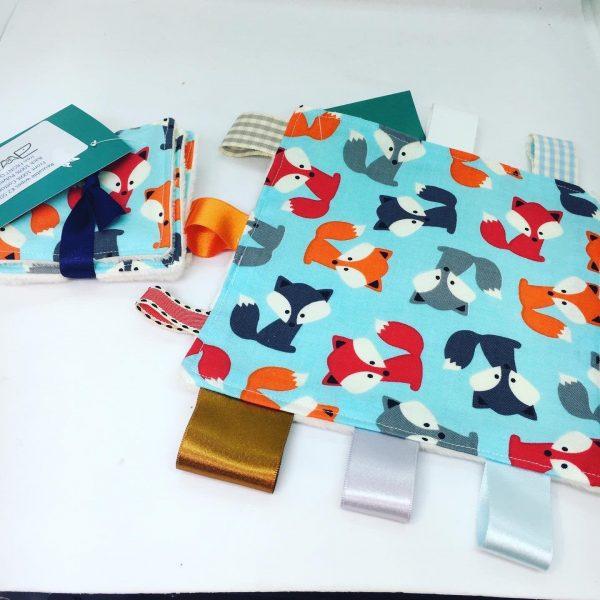 Fox Baby Gift Set - image 26 09 20 18 56 11