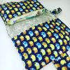Nappy and Wipes Wallet Elephant