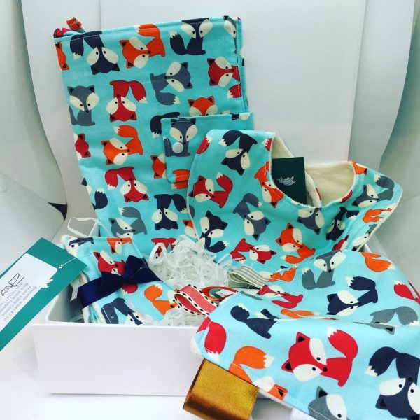 Fox Baby Gift Set