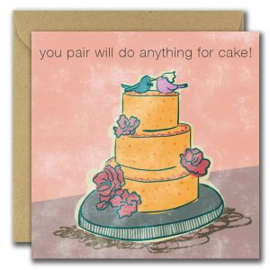 You Pair will Do Anything For Cake!