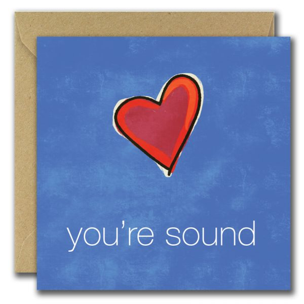 You're Sound card